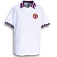 Aston Villa 80/81 Away League Champions Shirt - White