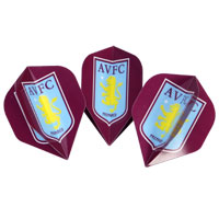 Click to zoom in on Aston Villa Dart Flights