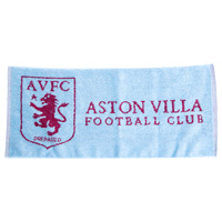 Click to zoom in on Aston Villa Bar Towel