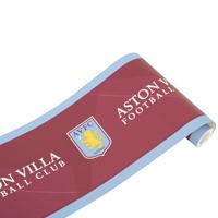 Click to zoom in on Aston Villa Crest Border