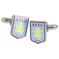 Click to zoom in on Aston Villa Crest Cufflinks