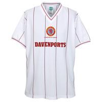 Click to zoom in on Aston Villa Davenports 1982 Away Shirt - White