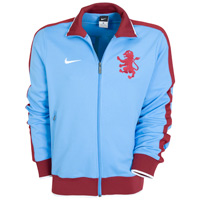 Aston Villa N98 Track Jacket