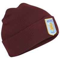 Click to zoom in on Aston Villa Crest Bronx - Claret