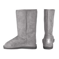 Click to zoom in on Aston Villa Fashion Boot - Grey - Womens