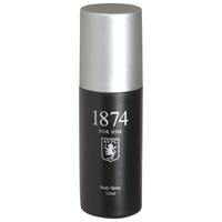 Click to zoom in on Aston Villa 1874 Body Spray - 125ml