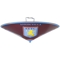 Click to zoom in on Aston Villa Crest Uplighter Shade