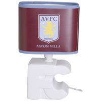 Aston Villa Crest Lampshade And Base