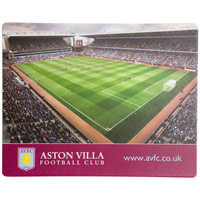 Click to zoom in on Aston Villa Crest Stadium Optical Mouse Mat