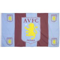 Aston Villa 5 Crest Flag - 5 x 3