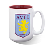 Click to zoom in on Aston Villa 3D Crest Mug
