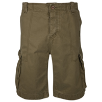 Click to zoom in on Aston Villa Cargo Shorts - Khaki