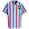 Aston Villa 1957 FA Cup Final Shirt - Claret/Sky