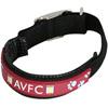 Aston Villa Dog Collar - Medium