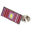 Aston Villa Multi Stripe Badge