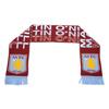 Aston Villa O'Neill Scarf - Claret