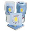 Aston Villa Home Bar Set