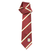 Aston Villa Diagonal Crest Tie - Claret/Blue