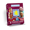Aston Villa Waddington Playing Cards