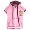 Aston Villa Short Sleeve Hoodie - Pink - Infant Girls