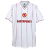 Aston Villa Davenports 1982 Away Shirt - White