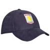 Aston Villa Crest Cap - Navy