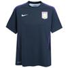 Aston Villa Cut and Sew Training Top - Dark Obsidian/Club Purple/Jetstream - Kids