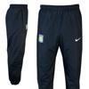 Aston Villa Warm Up Cuffed Pants - Dark Obsidian/Jetstream