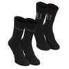 Aston Villa 2pk Socks - Black