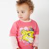 Aston Villa Mock Layer Long Sleeve T-Shirt - Pink - Infant Girls