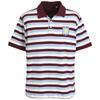 Aston Villa Lifestyle Stripe Polo Shirt - Multi