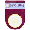 Aston Villa Tax Disc Holder