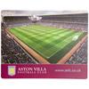 Aston Villa Crest Stadium Optical Mouse Mat