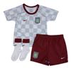 Aston Villa Away Kit 2011/12 - Infants
