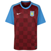Aston Villa Home Shirt 2011/12 - Kids