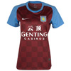 Aston Villa Home Shirt 2011/12 - Womens
