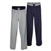 Aston Villa 2 Pack Lounge Pants - Navy/Grey Marl
