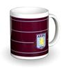 Aston Villa Stripe Mug