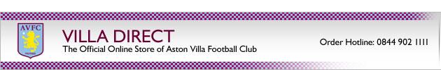 Aston Villa FC Megastore