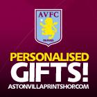 Aston Villa Print Shop